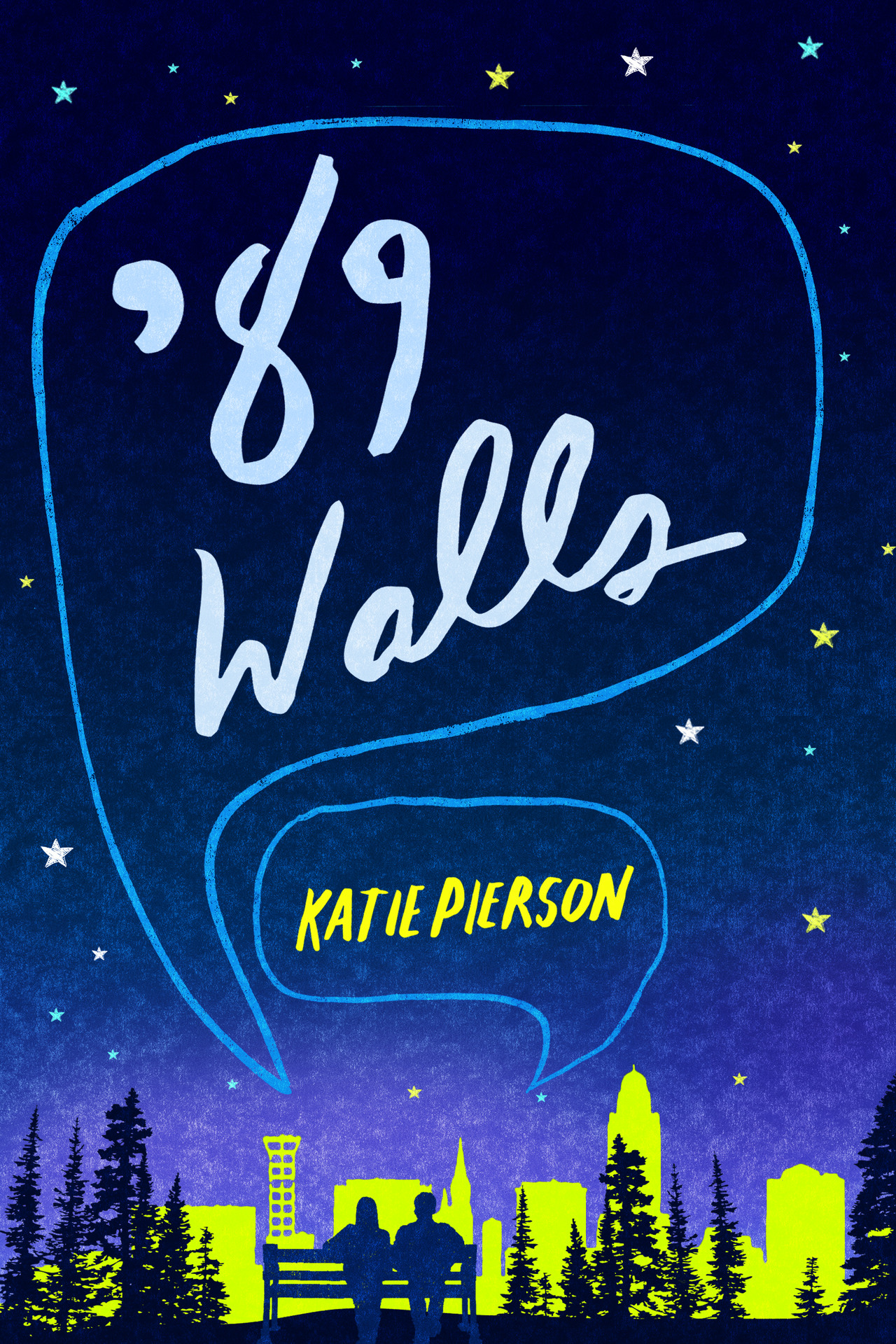 Katie Pierson: Five Things I Learned *After* Writing '89 Walls