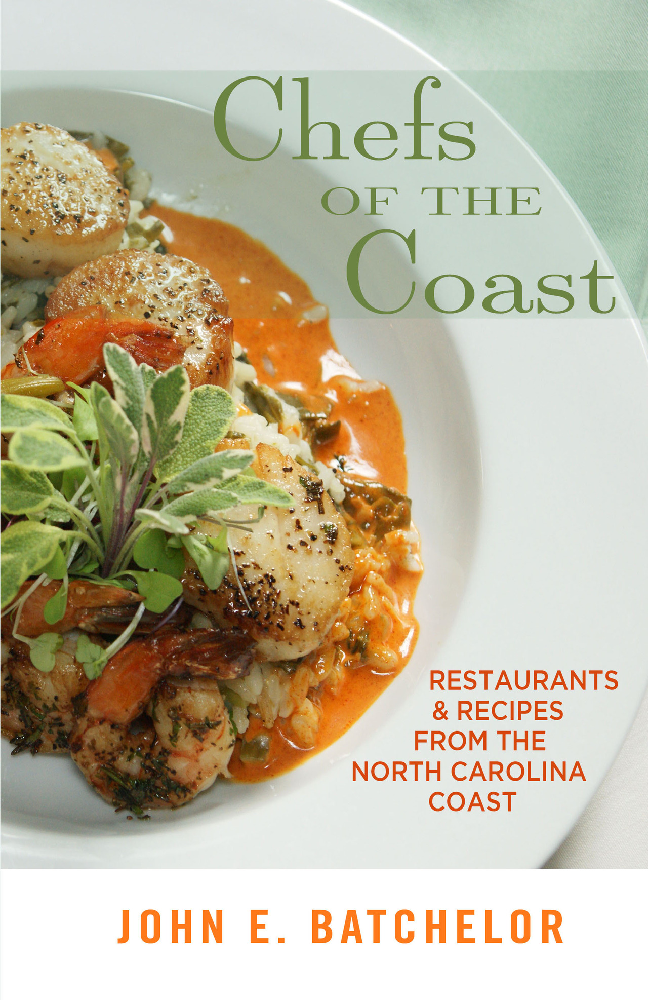 Chefs of the coast cover