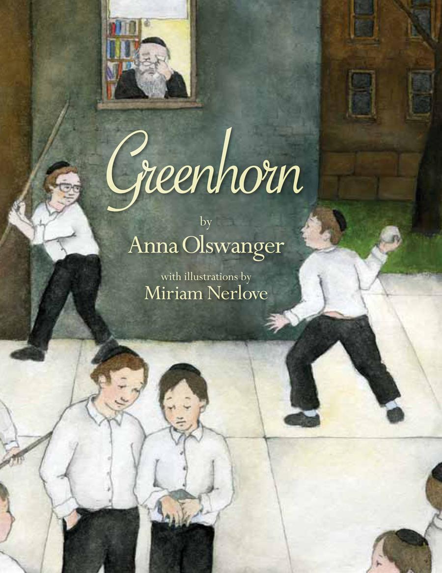Greenhorn cover full