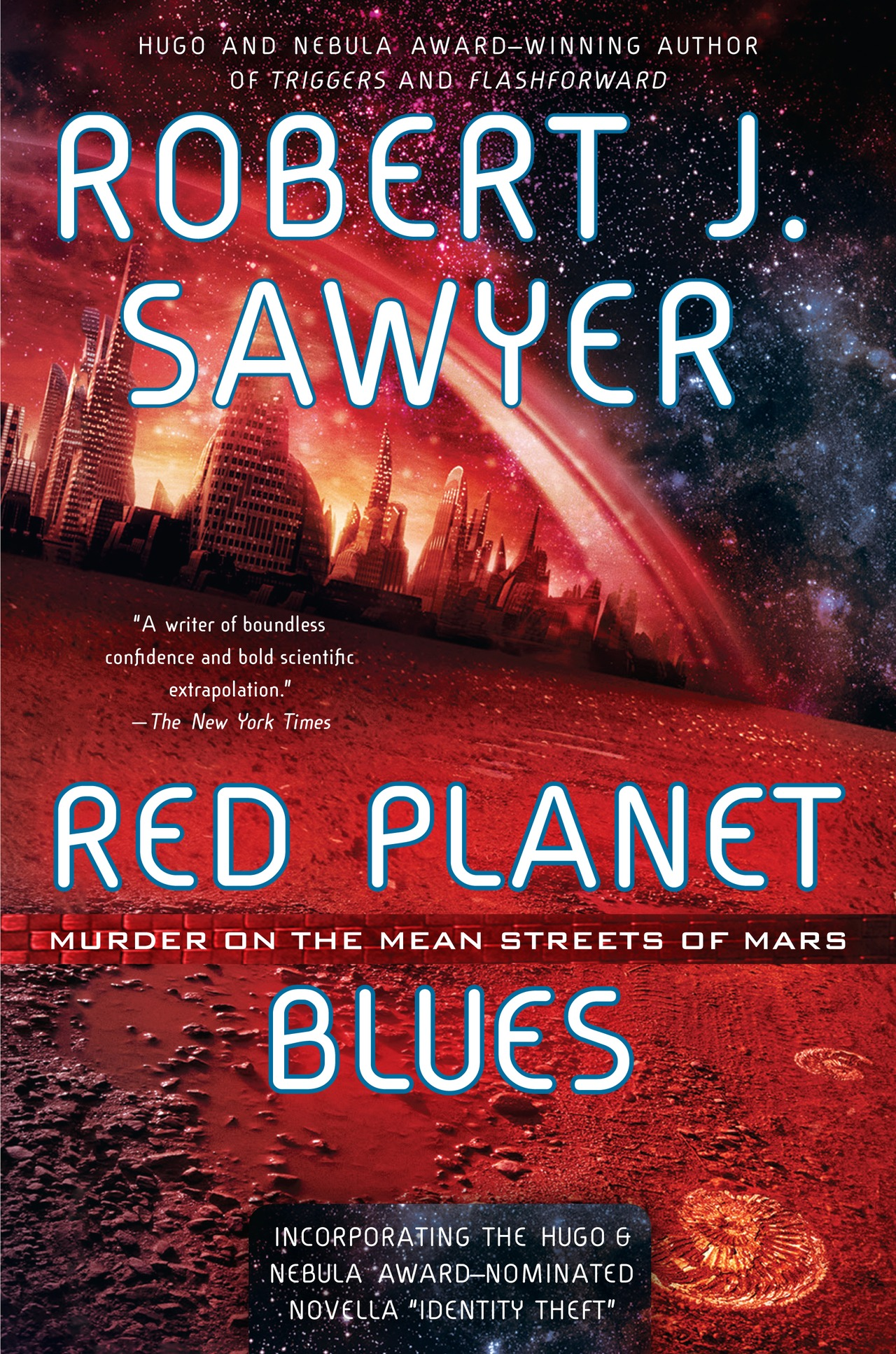 Red planet blues us cover