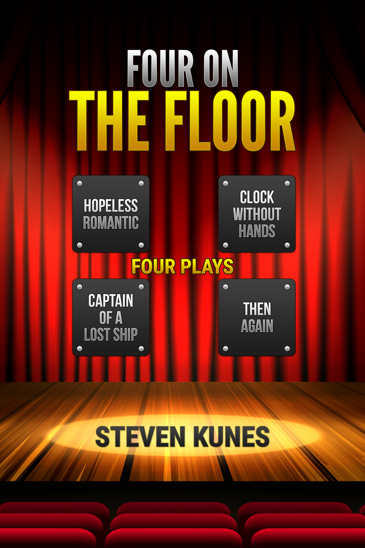 Four on the floor book cover