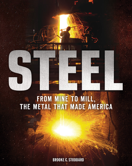 Cover of steel