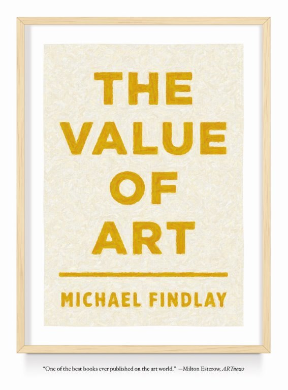 Value of art pbk cover