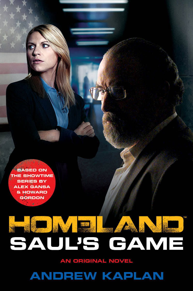 Homeland saul's game cover final