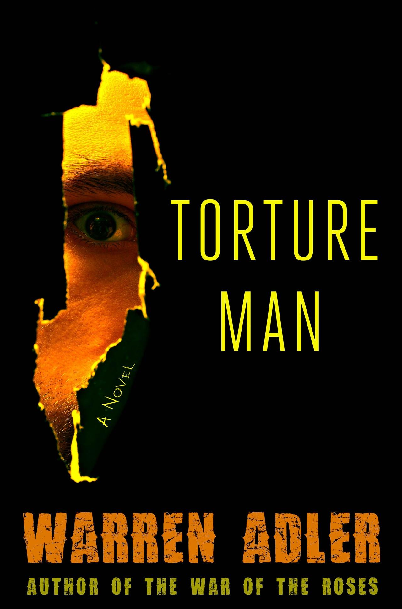 Torture man warren adler