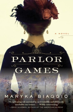 Parlor games pb front