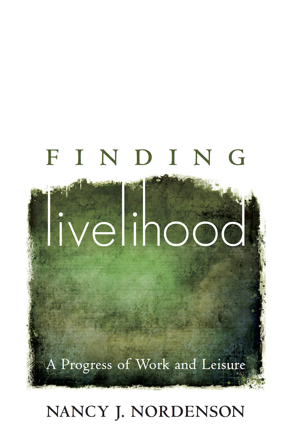 Finding livelihood cover sm
