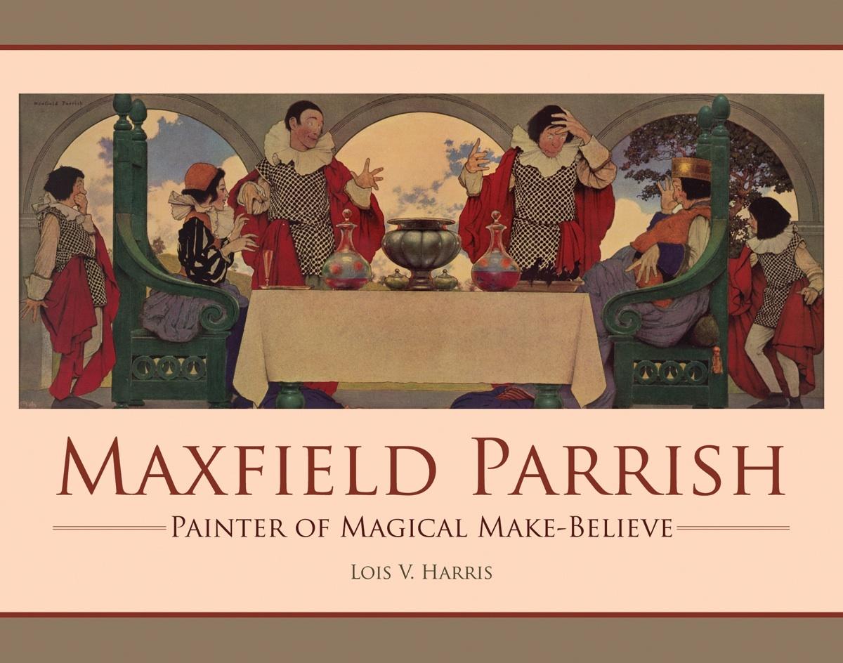Mparrish book cover