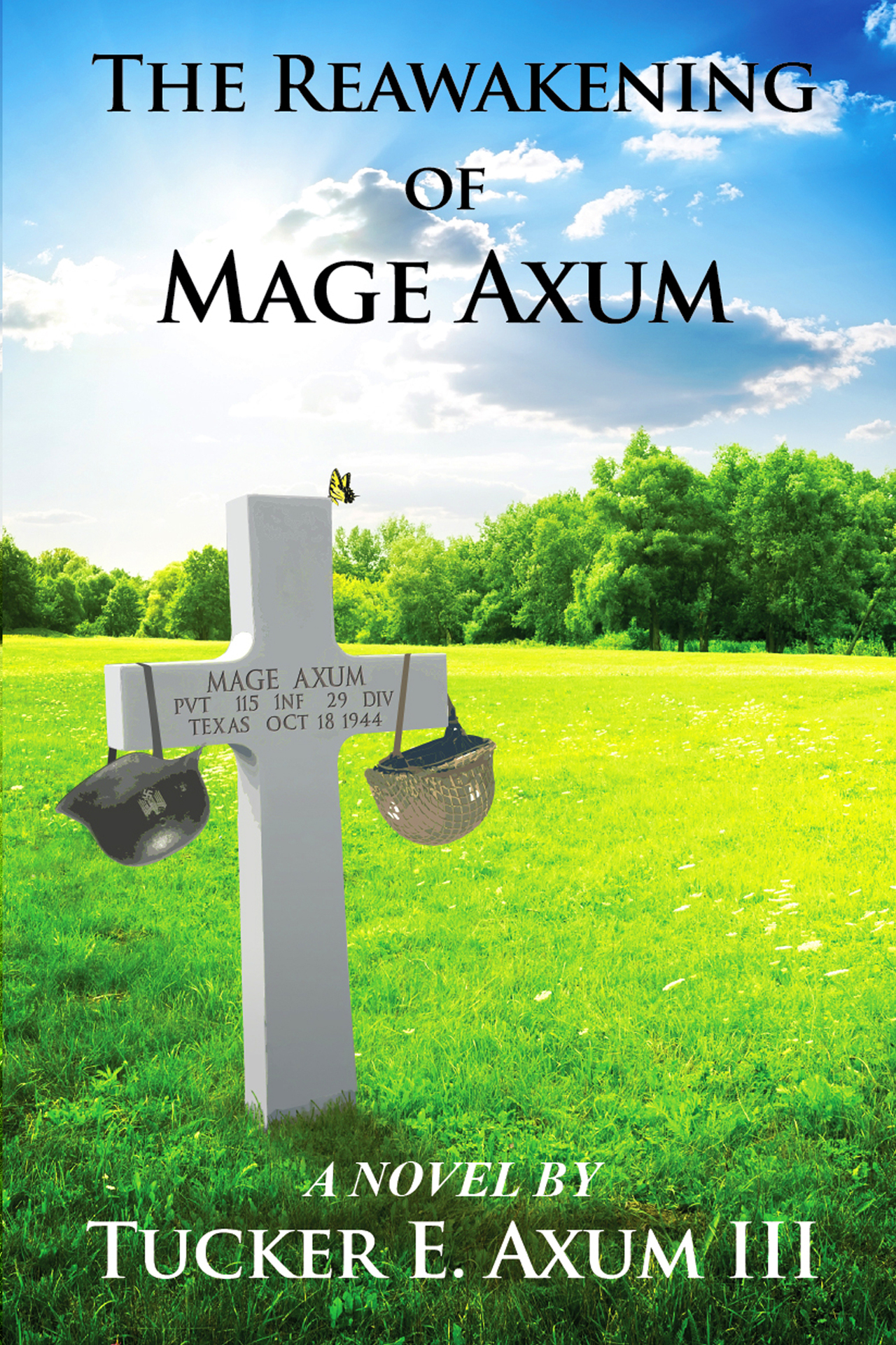 Mage axum novel by tucker axum