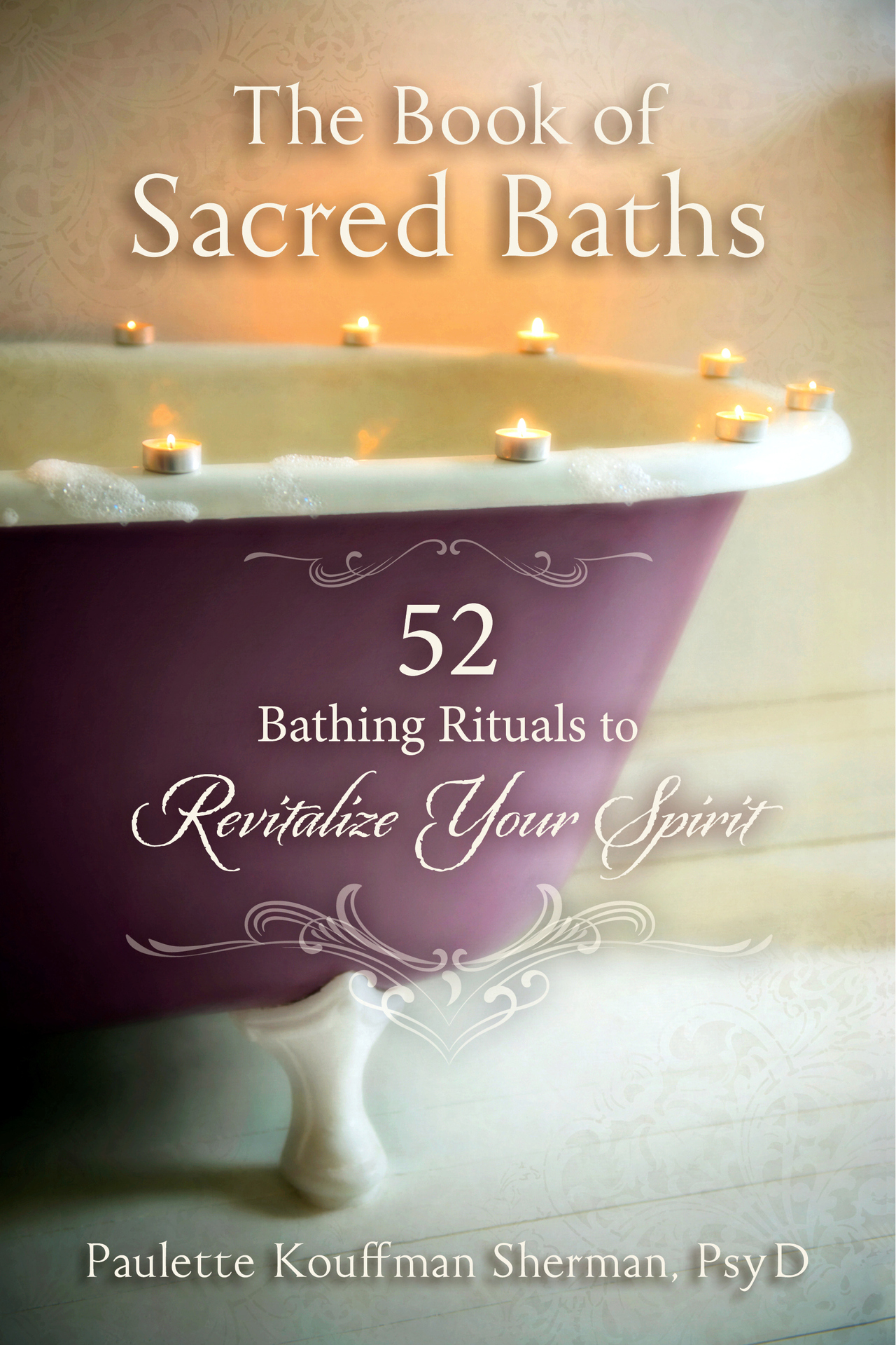Book of sacred baths book cover