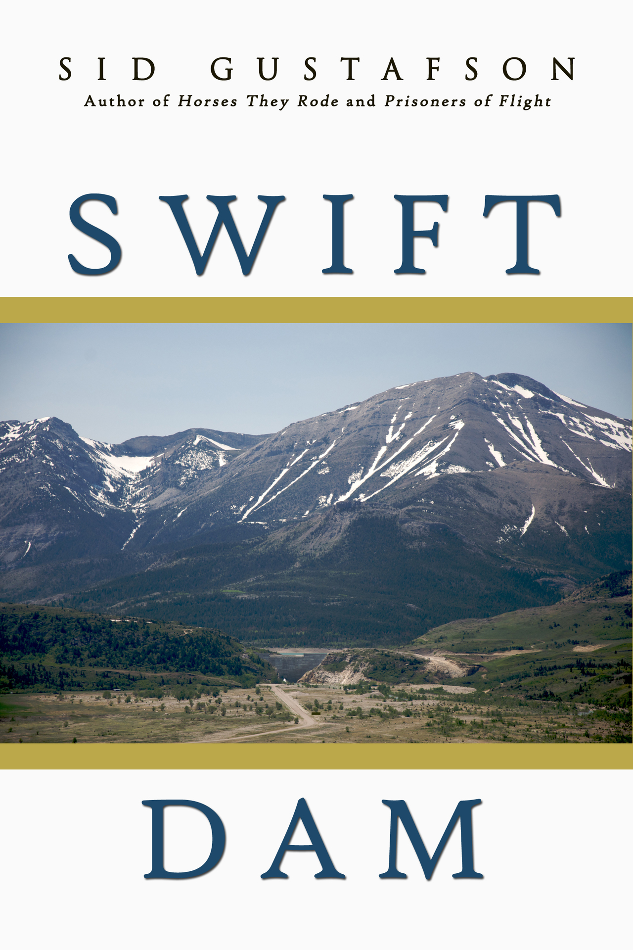 Swift dam 2
