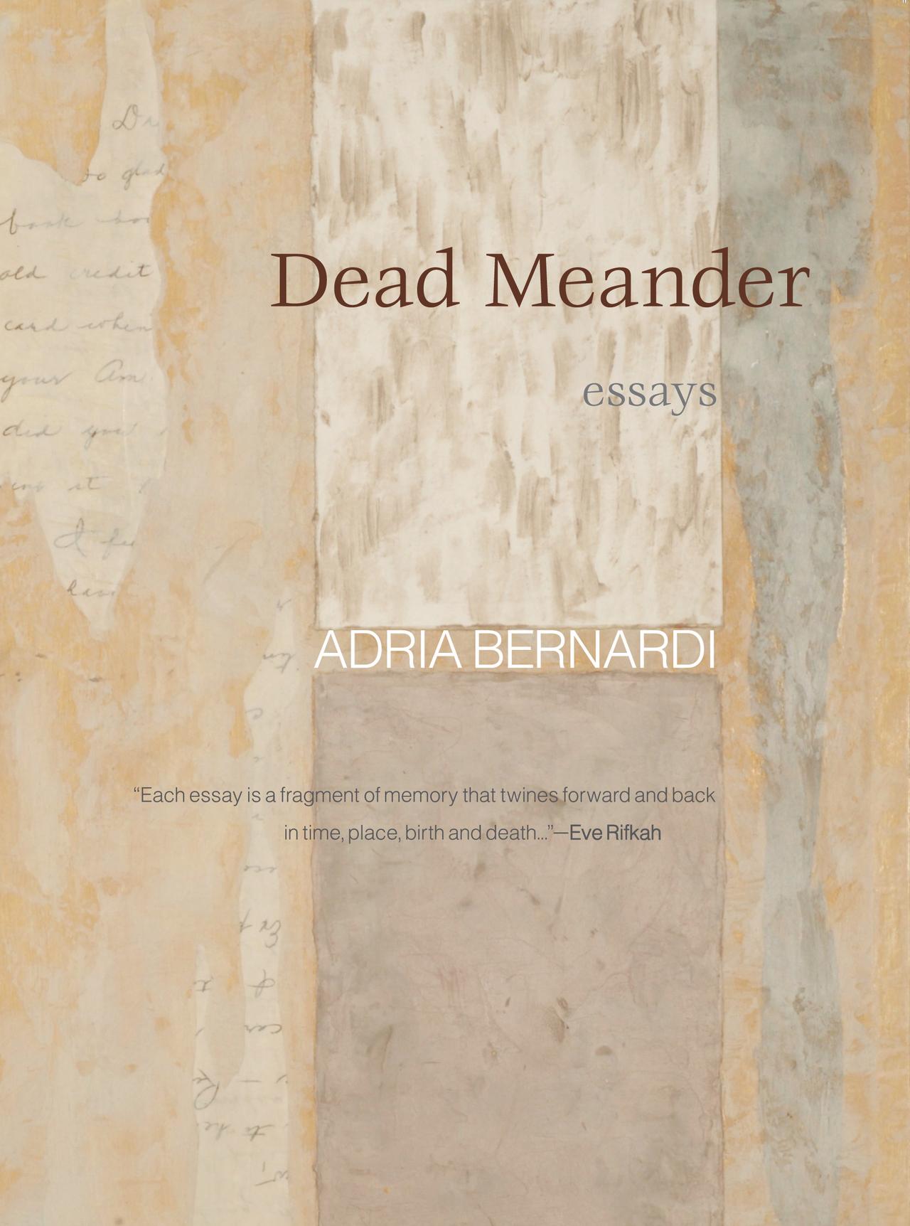 Dead meander cover bernardi hi res cvr frnt fnl 1 2016