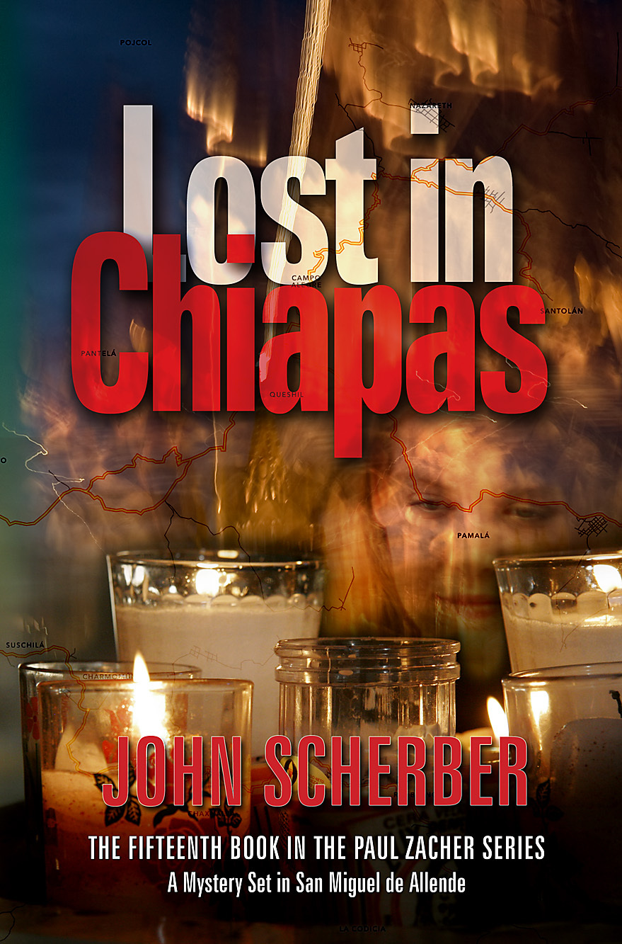 Lost in chiapas covers