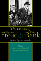 Cover of freud rank letters