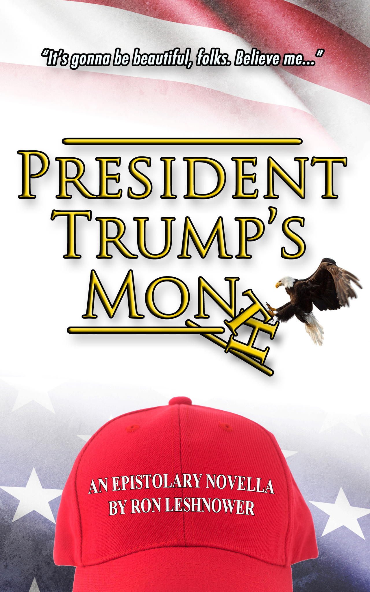 Presidenttrumpsmonth front cover