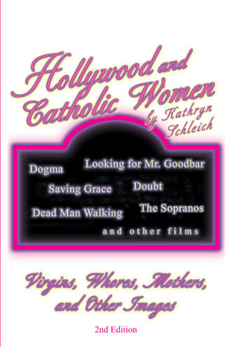 Hollywood and catholic women front cover