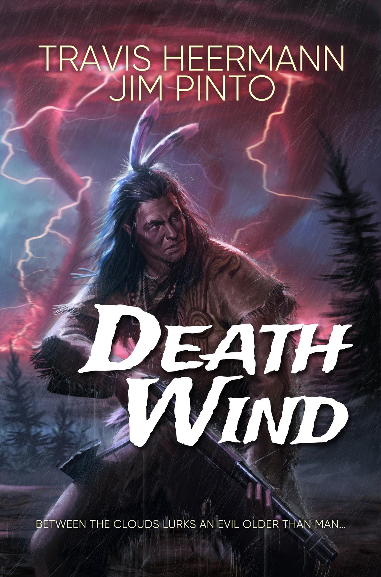 Death wind front cover