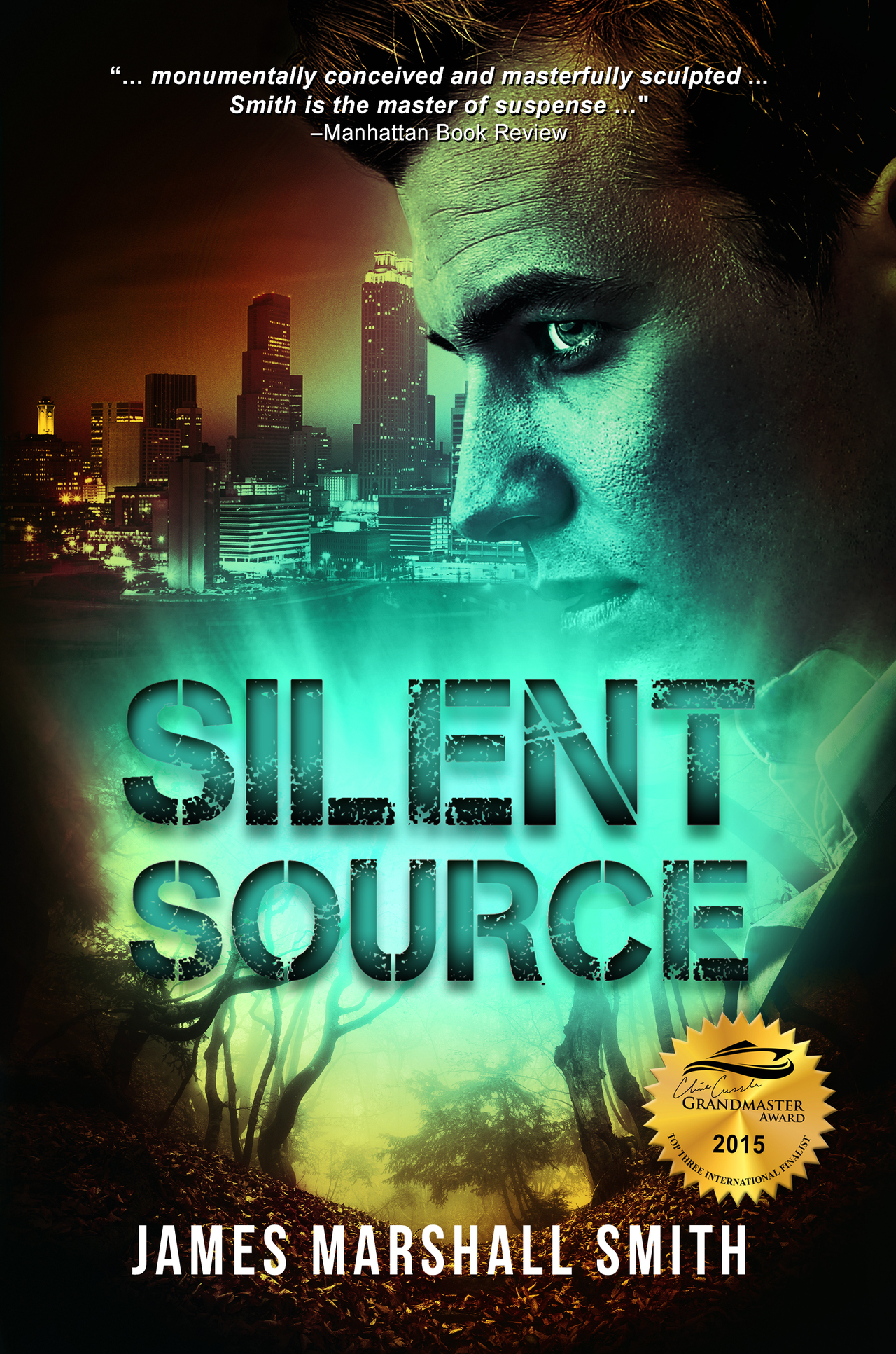 Silent source   updated front cover   300dpi (2016 09 18) 6x9