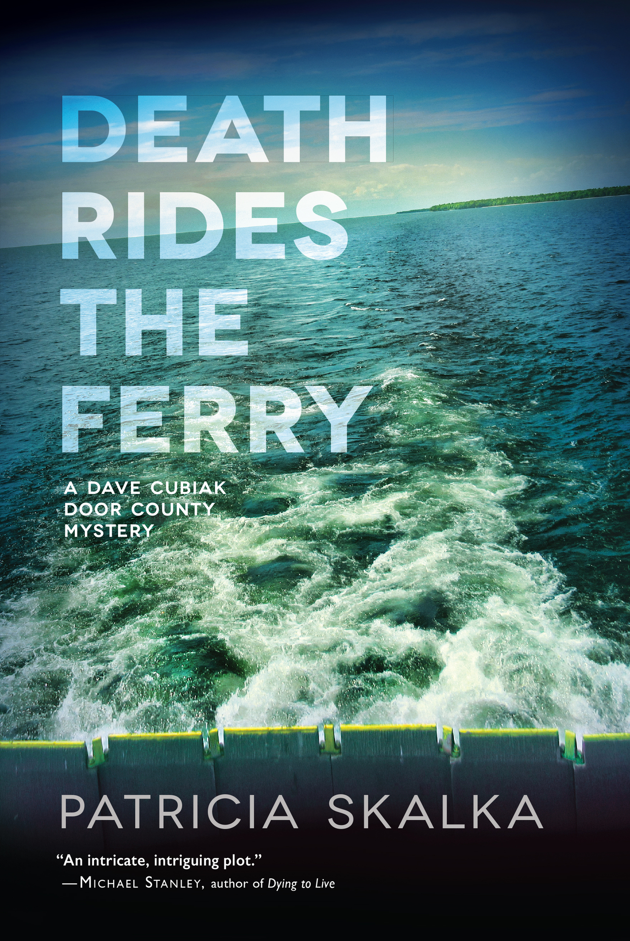 Skalka death rides ferry cover