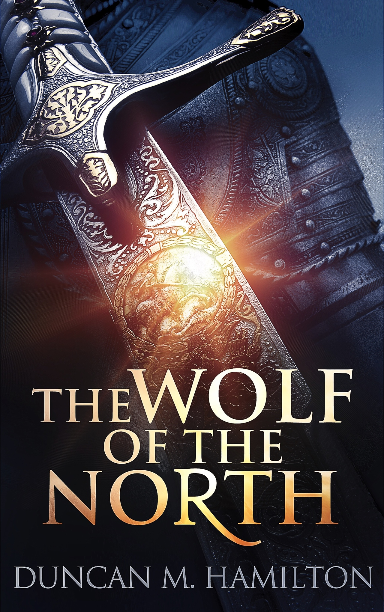 The wolf of the north kindle
