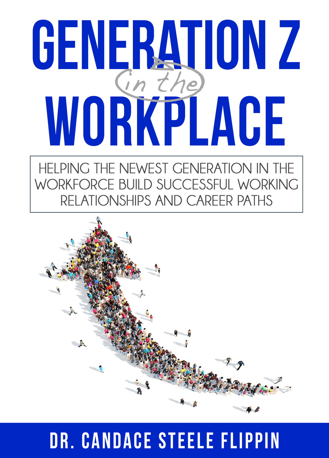 Book cover generation z in the workplace