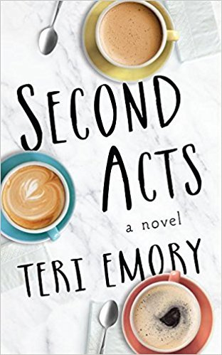 Second acts reprints cover