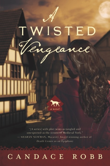 Twisted vengeance new cover