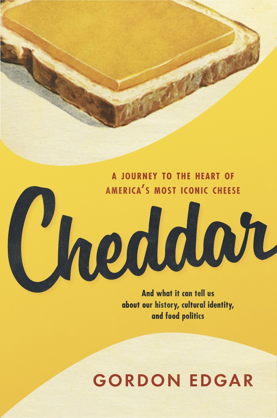 Cheddar cover for publication