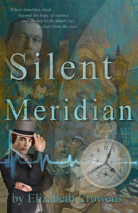 Silent meridian book jacket web