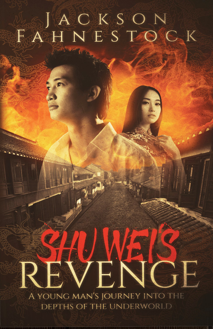 Shu wei's revenge cover only
