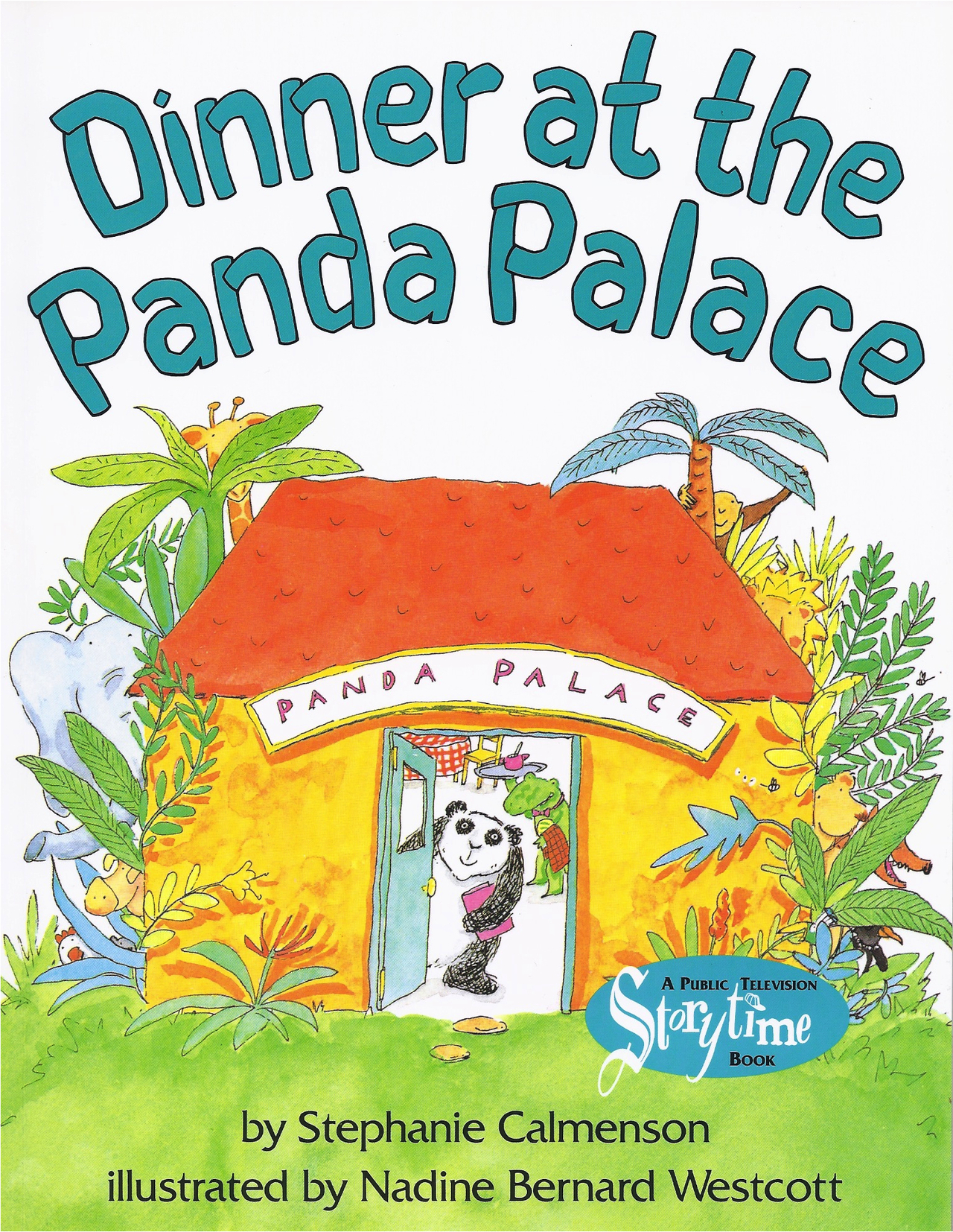 Dinner at the panda palace cover 4