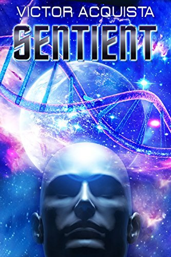 Book cover for sentient