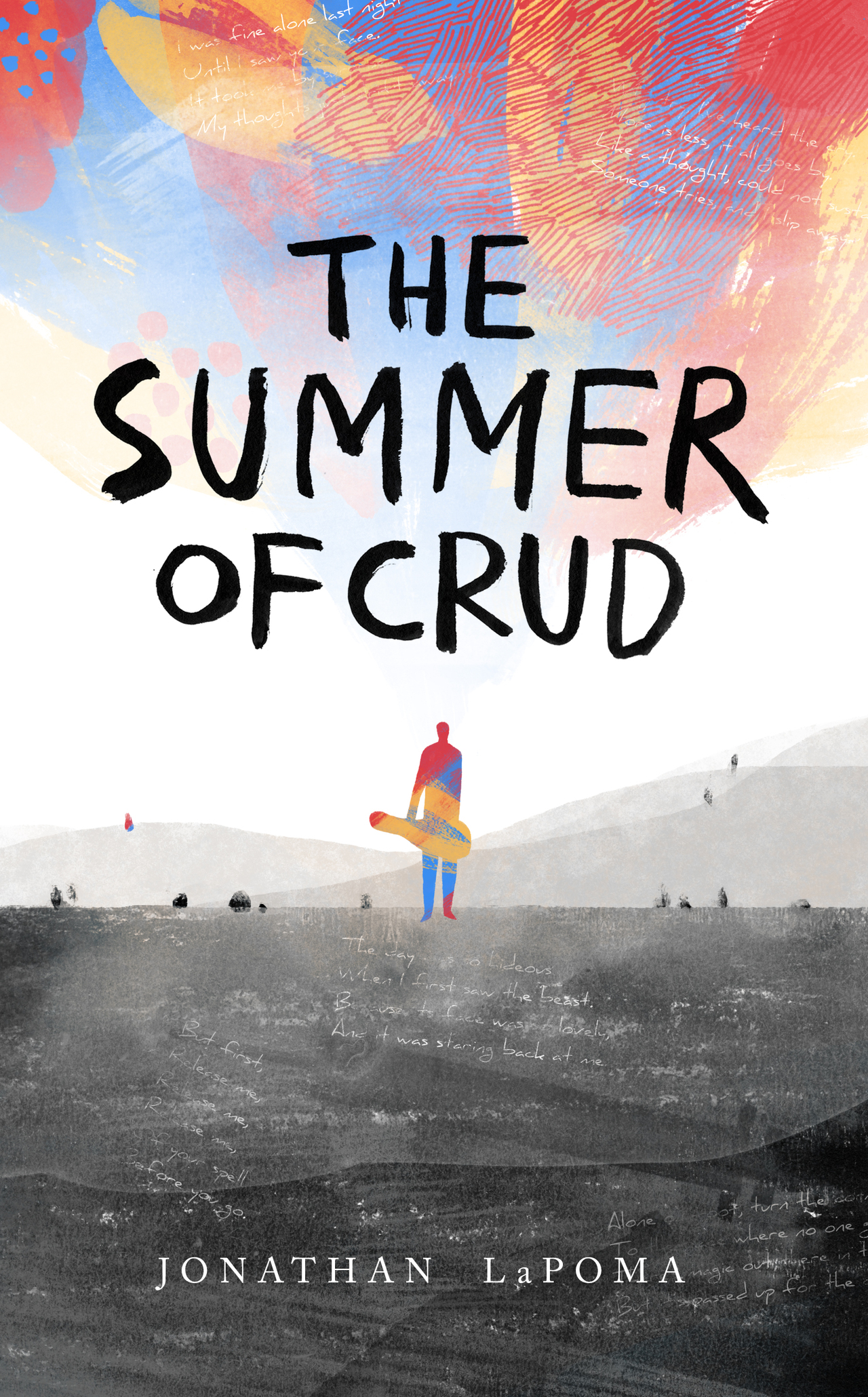 Summer of crud front cover