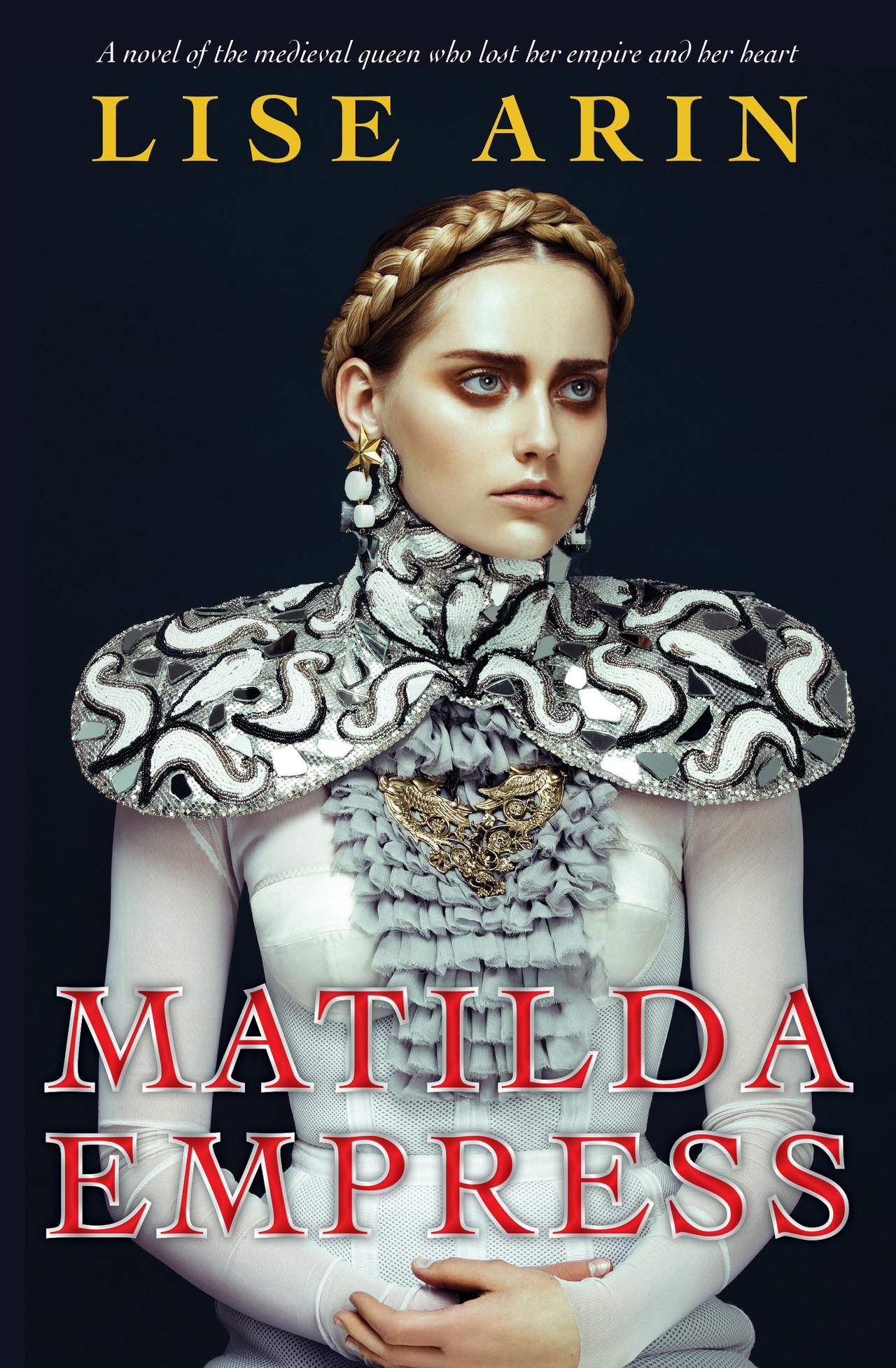Matilda empress front cover rgb 300dpi
