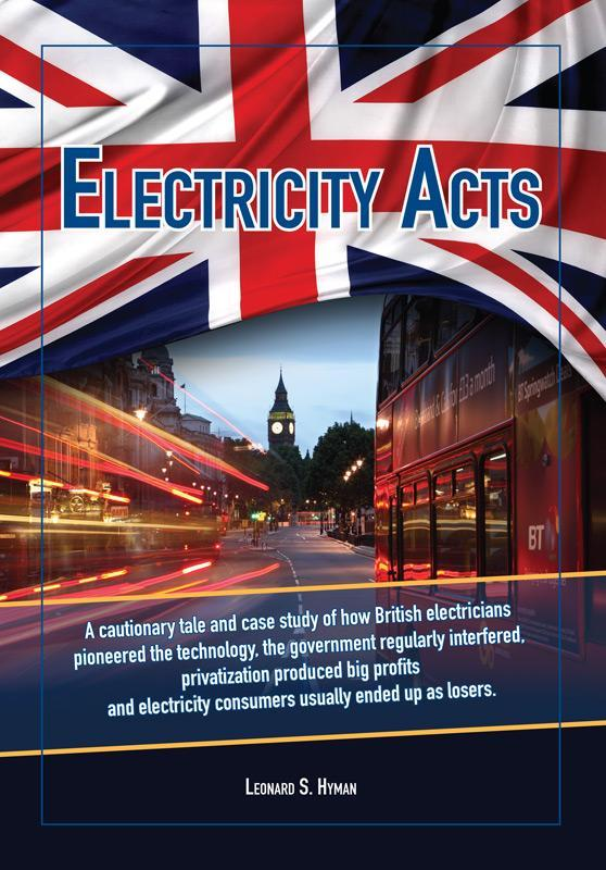 Energy acts cover