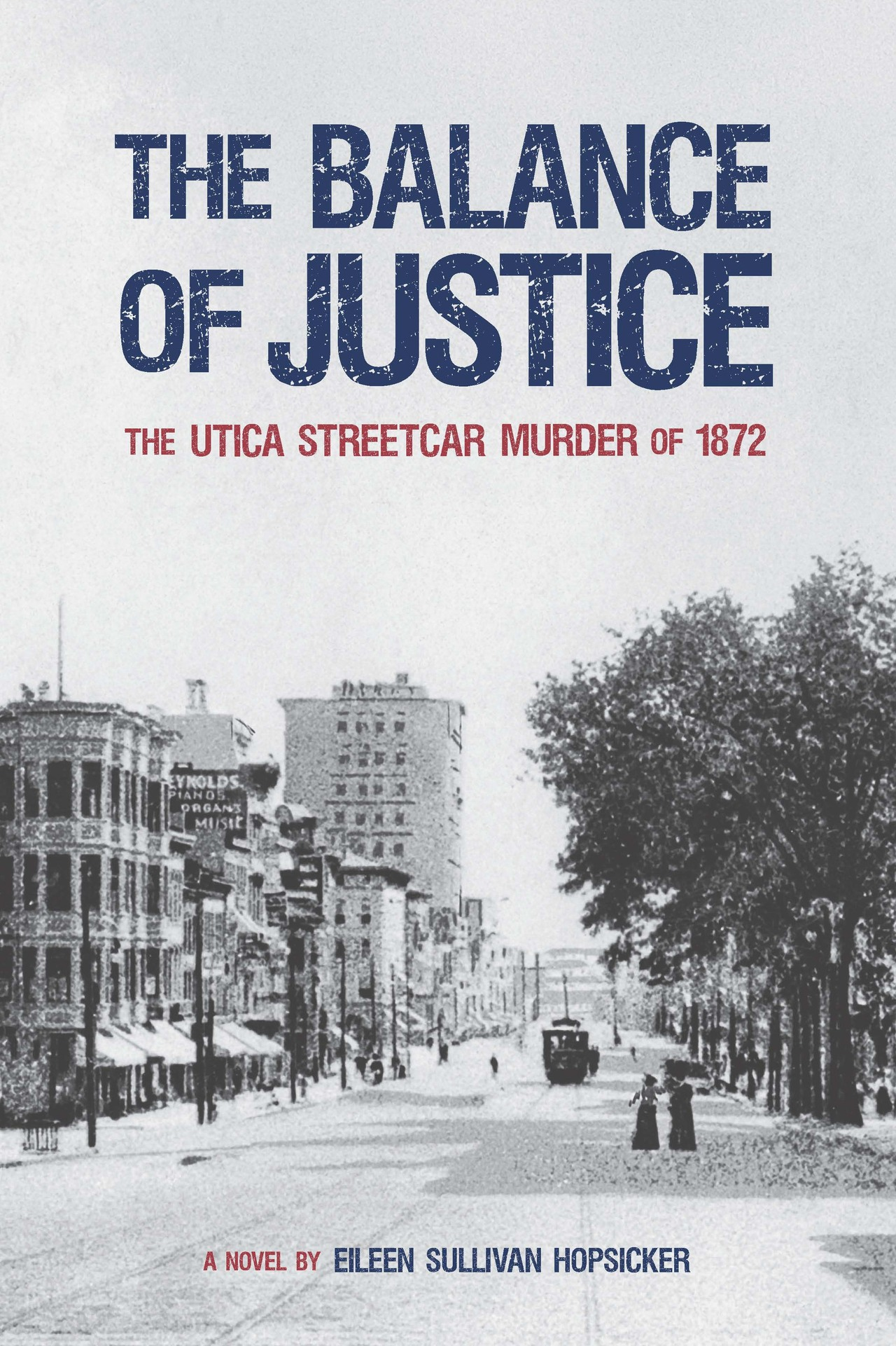 The balance of justice cover