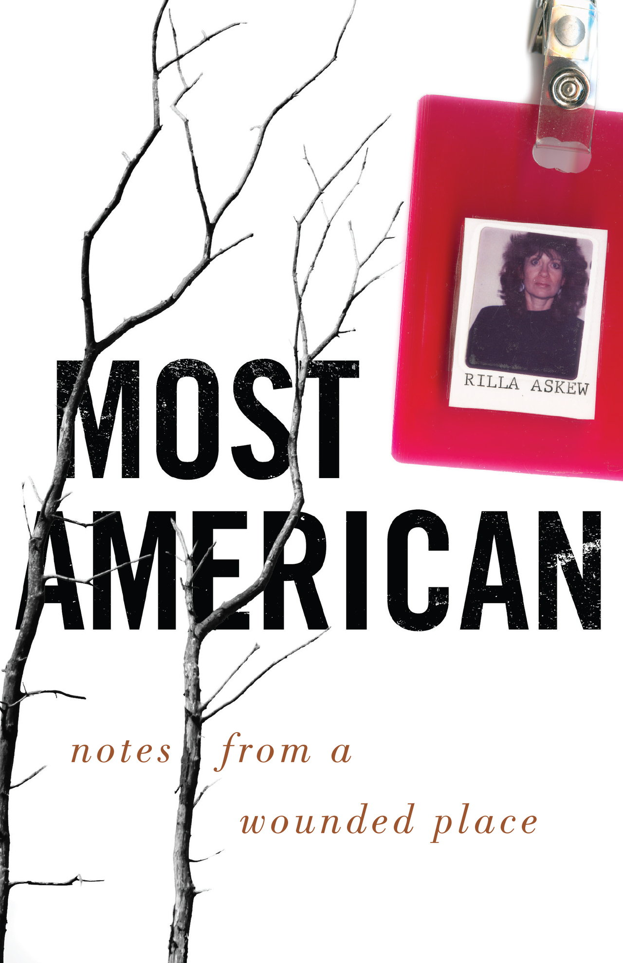 Most american cover