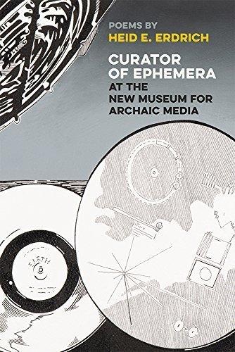 Curator of ephemera cover