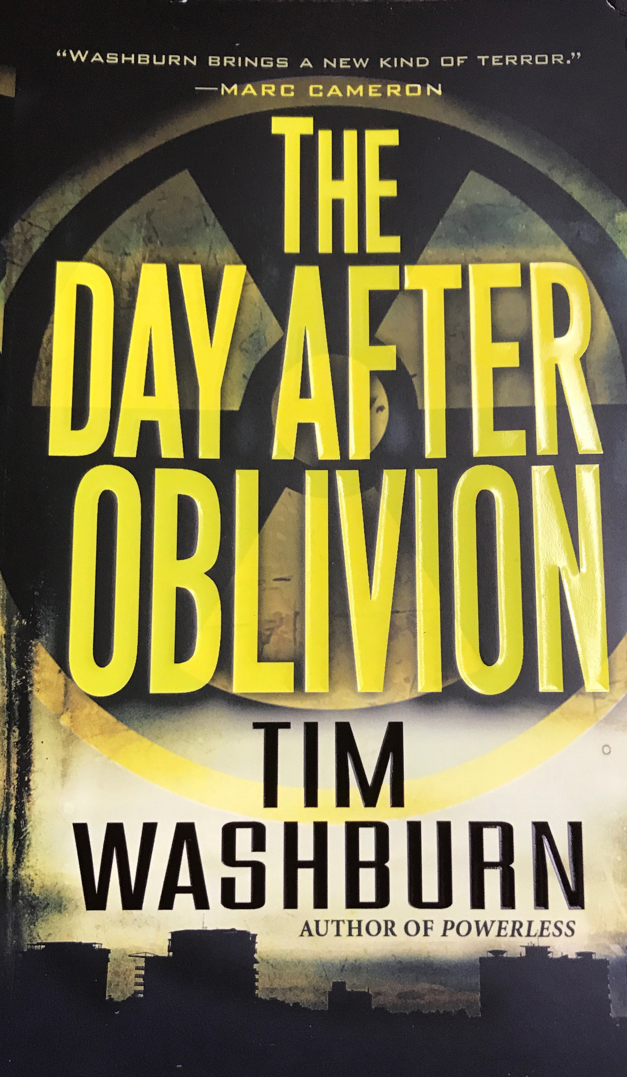 The day after cover