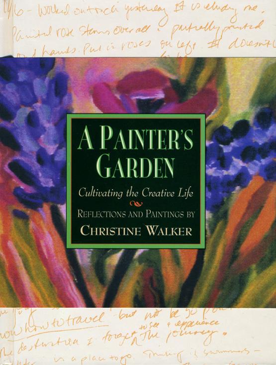 Christine walker a painters garden
