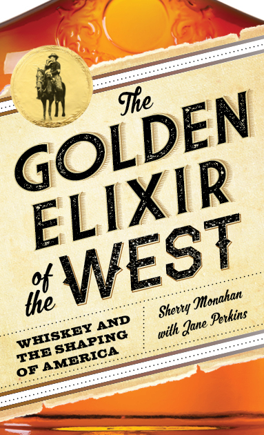 Golden elixir cover