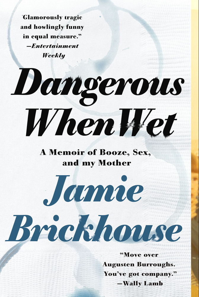 Dangerous when wet by jamie brickhouse trade pb