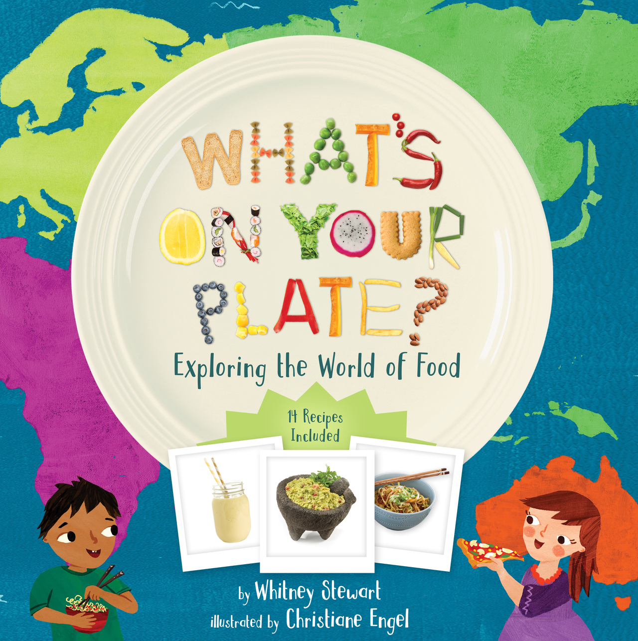 Correct cover for what's on your plate  copy