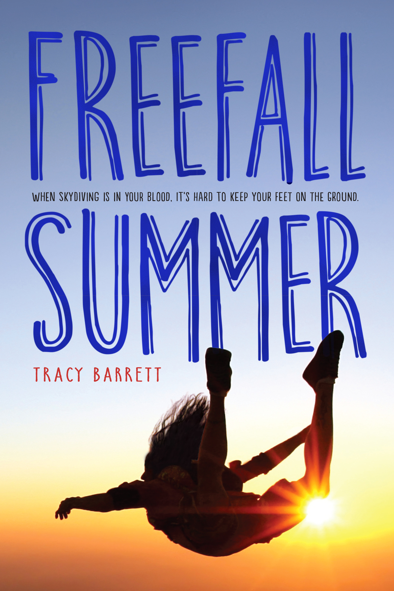 Freefall summer cover final