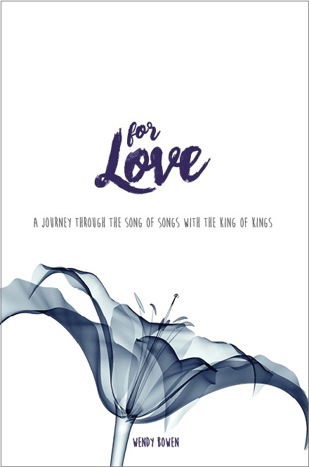 For love cover with outline