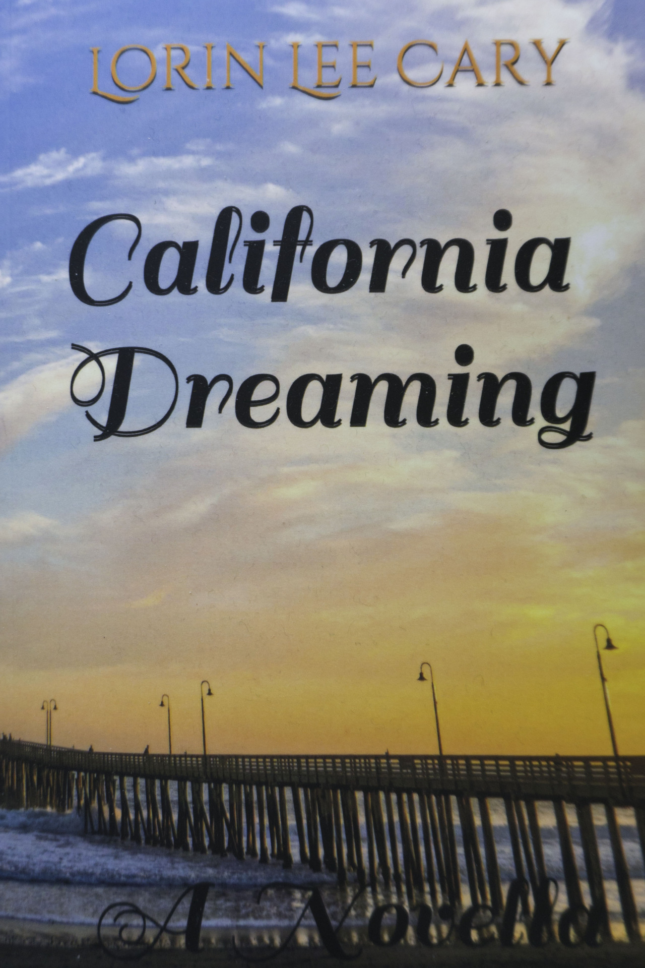 Ca dreaming cover