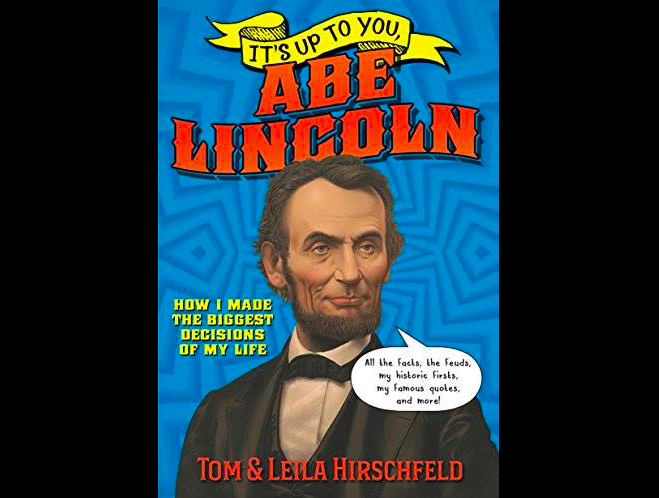 Abe lincoln cover with border