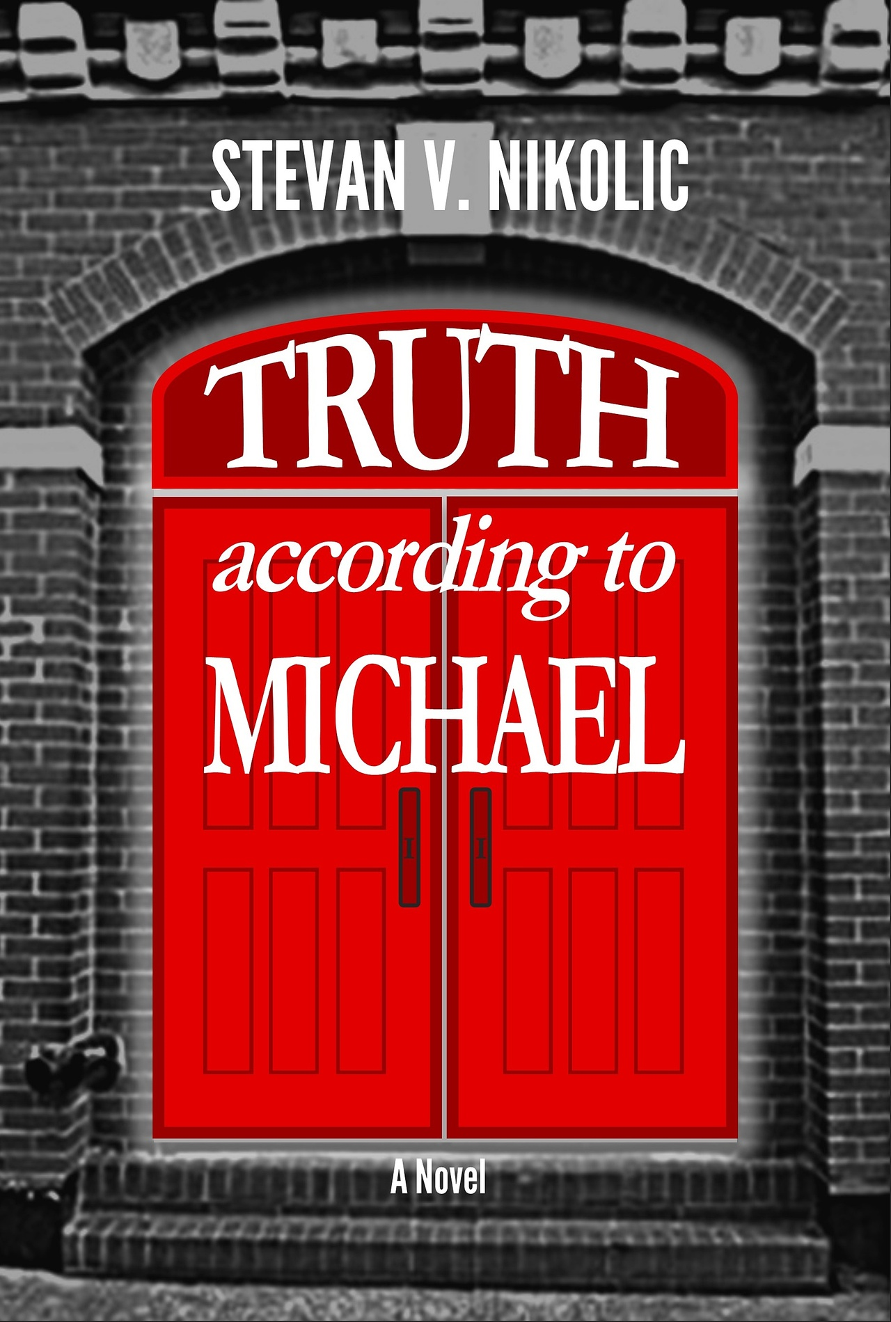 Cover truth according to michael x