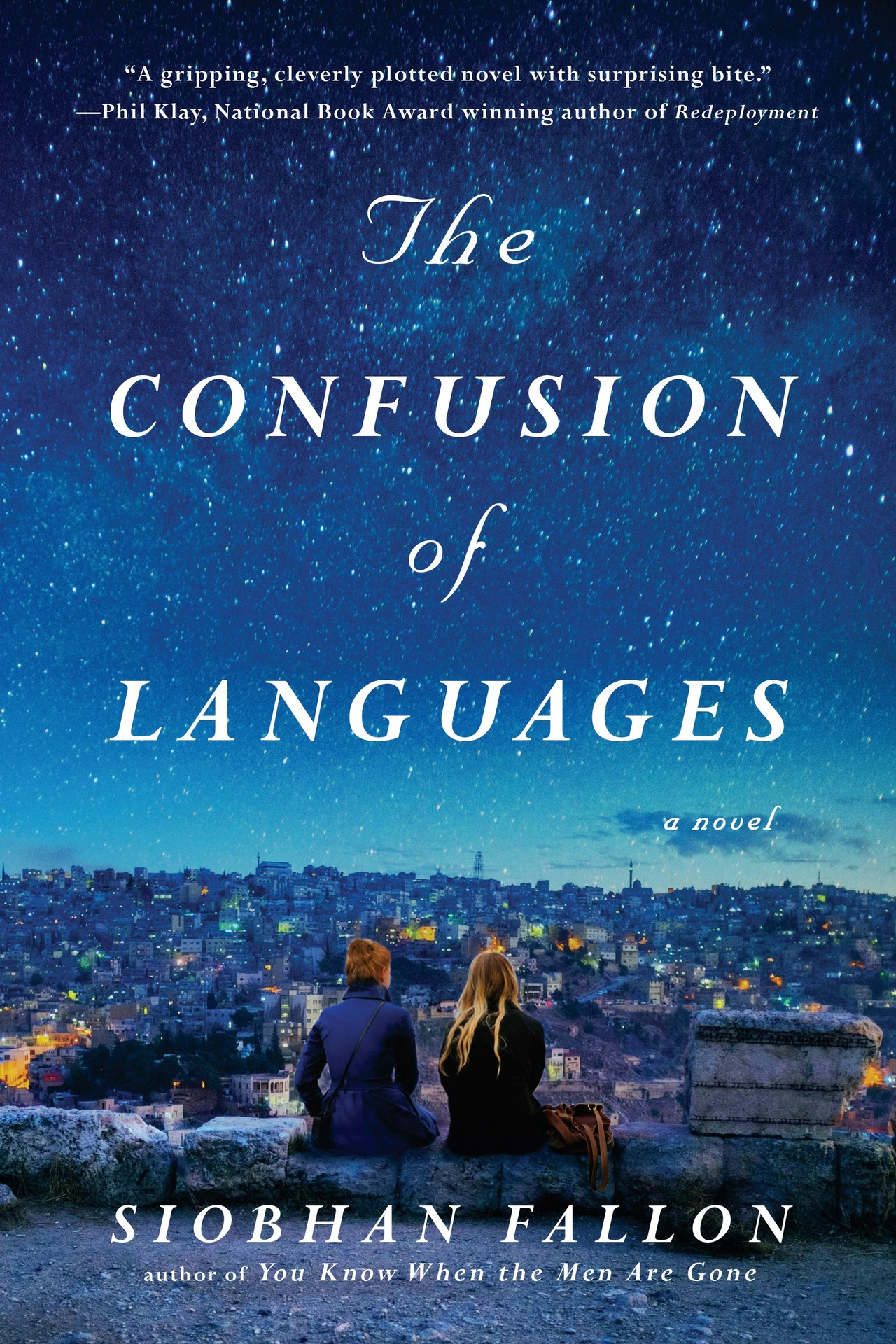 Confusion of languages final paperback cover