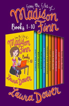 Madison finn boxed set